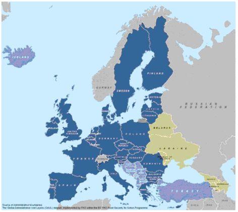 Европейският съюз и държавите-партньори